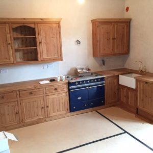 Free Standing kitchen by Woodstock Bristol